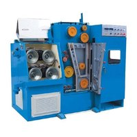 Medium Wire Drawing Machine With Annealer