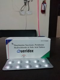 Doxylamine Succinate Folic Acid Tablets