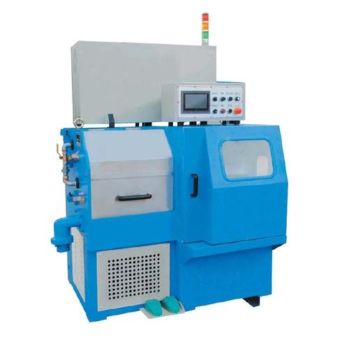 Vertical Super Fine Wire Drawing Machine