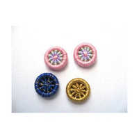 Round Thread Buttons