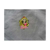 Barbie Printed Heat Transfer Sticker