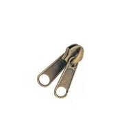 Double Puller Zipper Slider