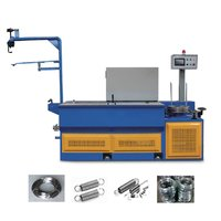 Stainless Steel Wire Drawing Machine for Spring Wire