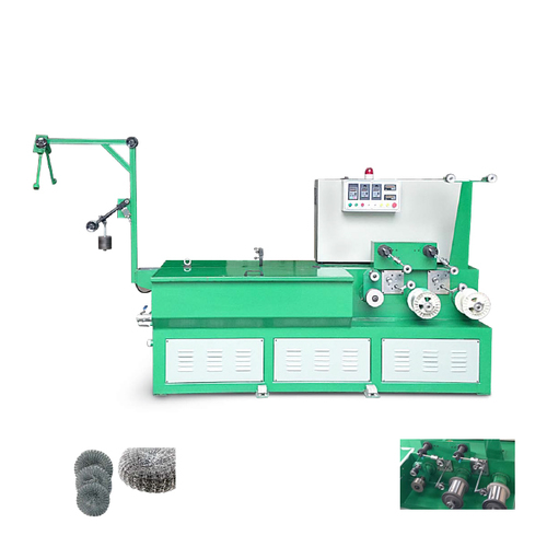 Stainless Steel Wire Drawing Machine for Scourer Wire