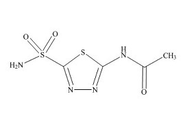 Acetazolamide WS