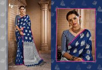 Latest Jacquard Silk Sarees
