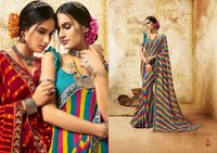 Weightless Georgette Sarees