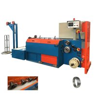 Wire Drawing Machine for Zinc Coating GI Wire