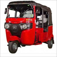 Bajaj Complete Three Wheeler
