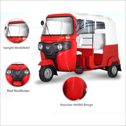 Bajaj Complete 3 wheeler