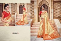 Latest Traditional Silk Sarees