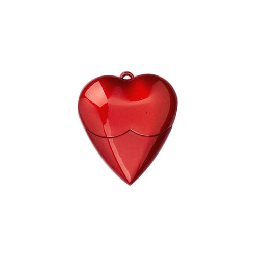 Custom Red Chilli Heart Shape USB flash drive