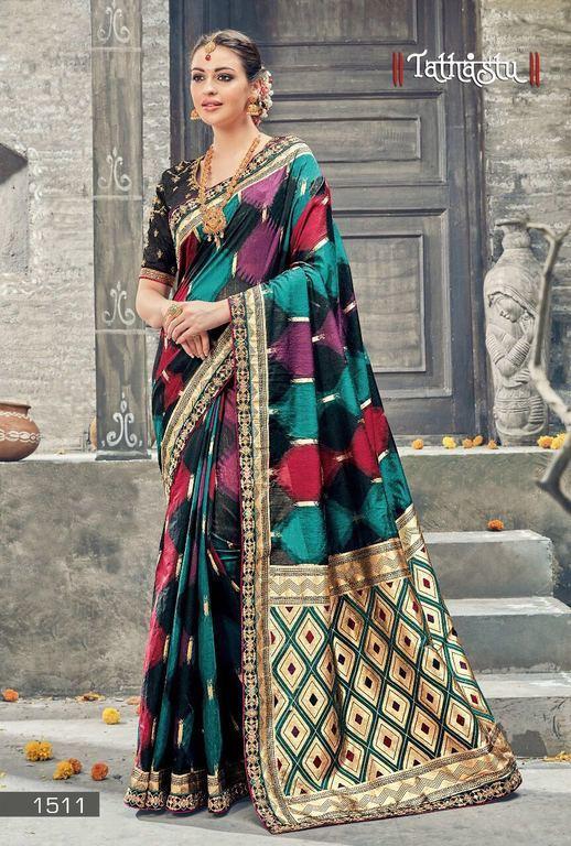 Wedding For Pure Silk Designer Sarees