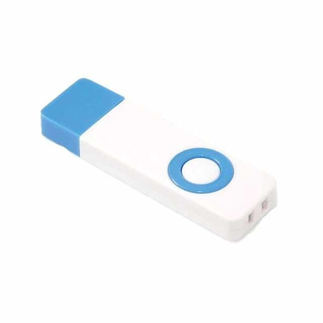 plastic rectangle style colorful USB drives
