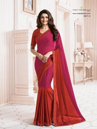 Latest Pure Georgette Silk Sarees
