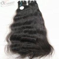 Virgin natural raw human hair extension