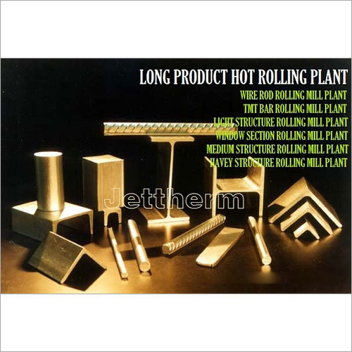 Long Product Hot Rolling Plant