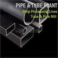 Pipe And Tube Plant