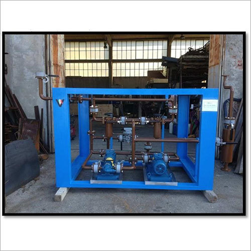 Furnace Oil Pump Unit For Reheating Furnace