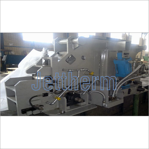 TMT Bar Automatic Handling System