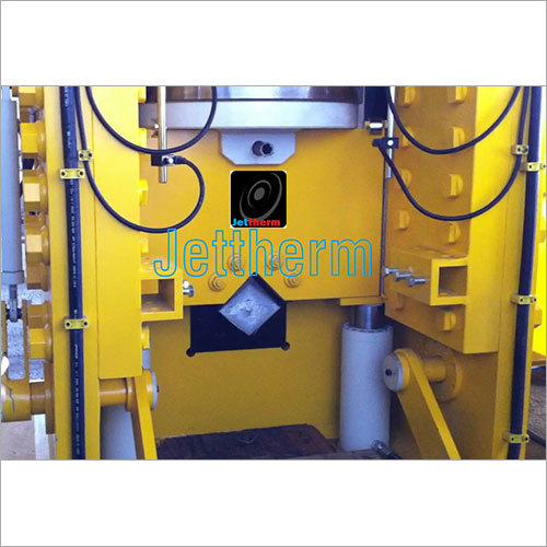 Hydraulic Billet Shear