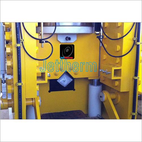 Hydraulic Billet Shear