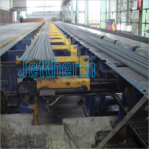 Section Rolling Mill Electrical SCADA Automation