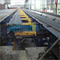 Bar Handling Chain Transfer System
