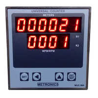 Batch Counter Meter