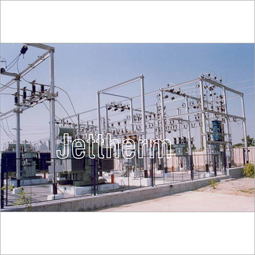 Electrical Distribution Substation