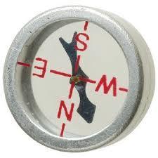 Plotting Compass Glass