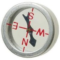 Plotting Compass Glass