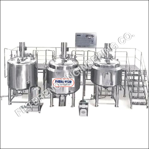 Automatic Liquid or Oral Process Plant