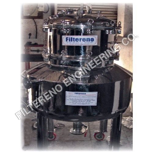 Liquid Section Machine