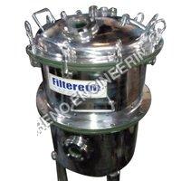 Pressure Nutsche Filter