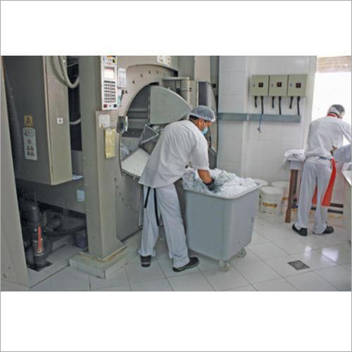 Hospital Laundry Manpower Services