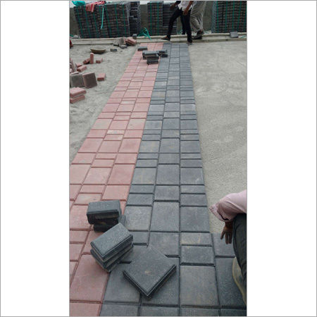 Paver Block Fixing Manpower Services