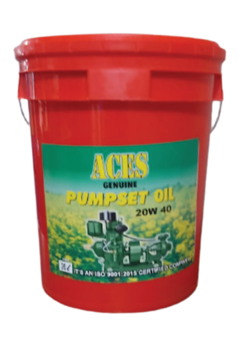 Pumpset Oil
