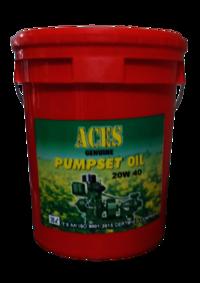 Pumpset Oil