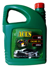 Engine Oil 20w50