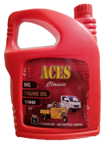 Mg Engine Oil 15w40 Cf Classic