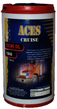 M G Engine Oil 15w40 CI4