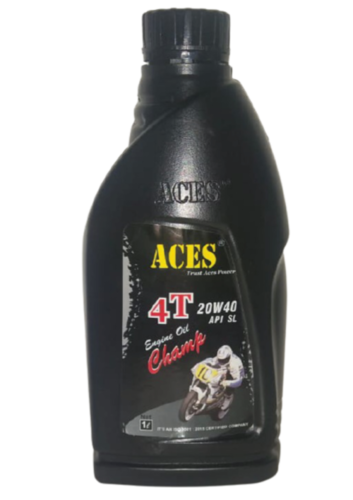 4t Engine Oil 20w40 Sl Champ