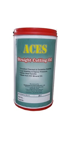 Straight Cutting Oil