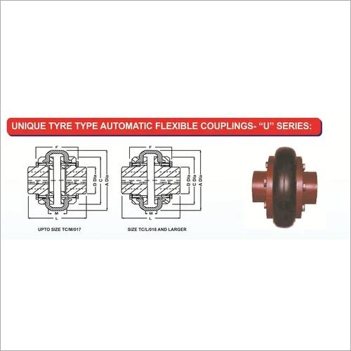 """Unique """"U"""" Series Tyre Couplings"""