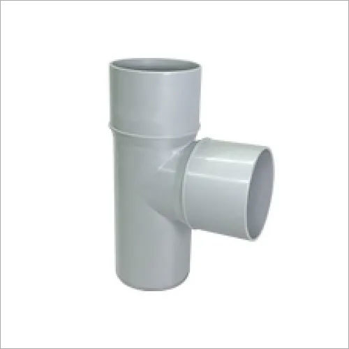 SWR Door Tee Pipe Fittings
