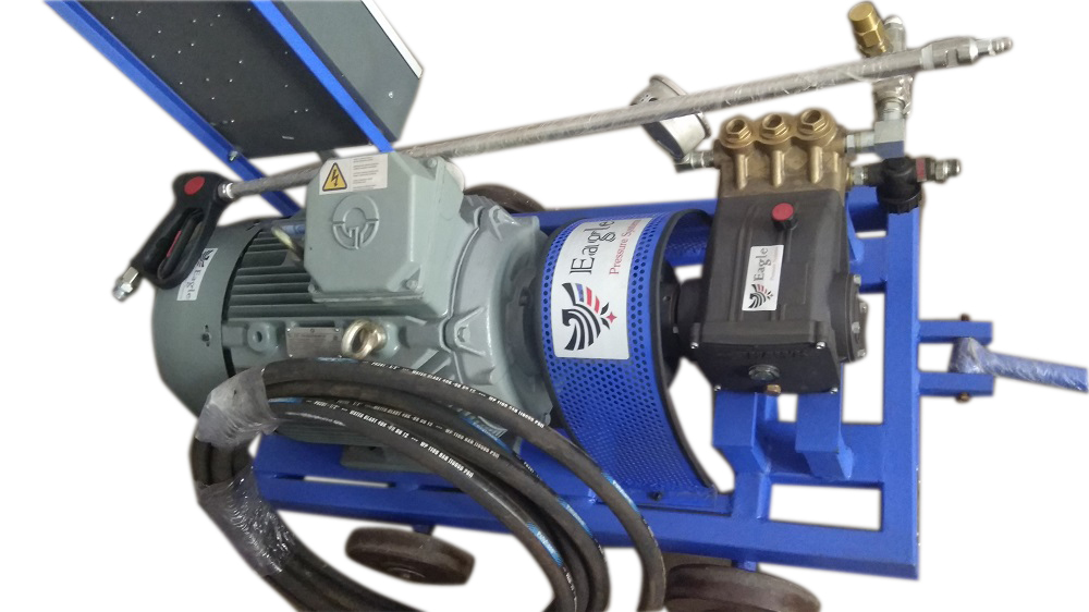 High Pressure Water Sand Blasting Pump