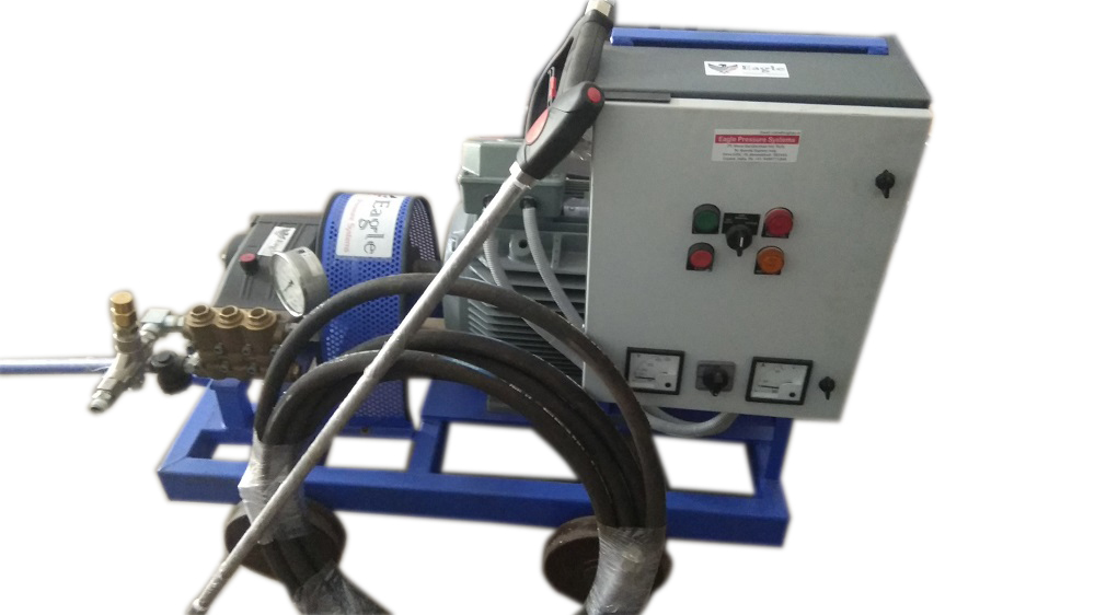 High Pressure Water Sand Blasting Pump