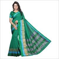New fancy Cotton Silk Saree