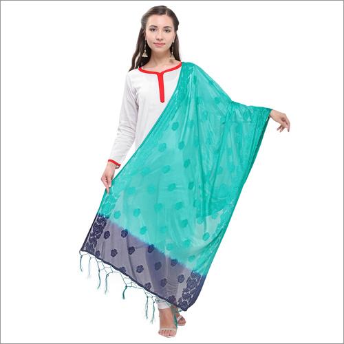 Designer Silk Dupatta
